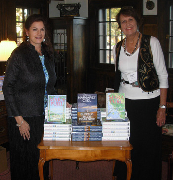 Authors Mara Purl & Margaret Coel