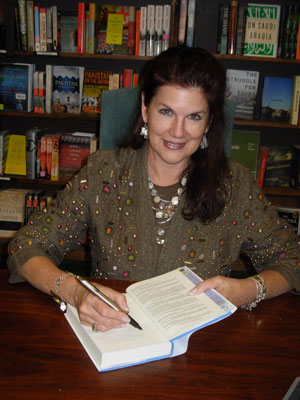 Mara Purl signing at Tattered Cover
