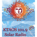 KTAOS Radio in Taos, New Mexico