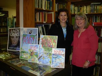 Mara Purl and Sandy Nathan