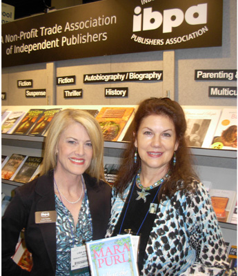 Mara Purl & Lisa Krebs at ALA