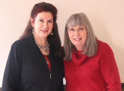 Sandy Nathan & Mara Purl