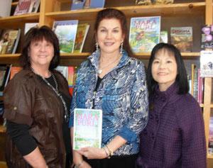 Mary Helsaple, Mara Purl and Mei Wei Wong