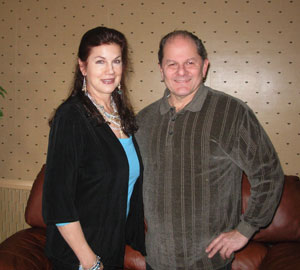 Mara Purl and Alan Dean Foster