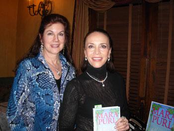 Mara Purl and Lisa Dahl