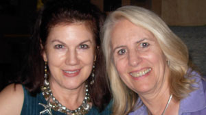 Mara Purl and Marcy Nunn