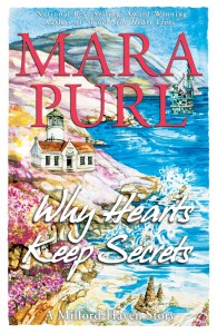 """Why Hearts Keep Secrets"" by Mara Purl - coming October 14th!"