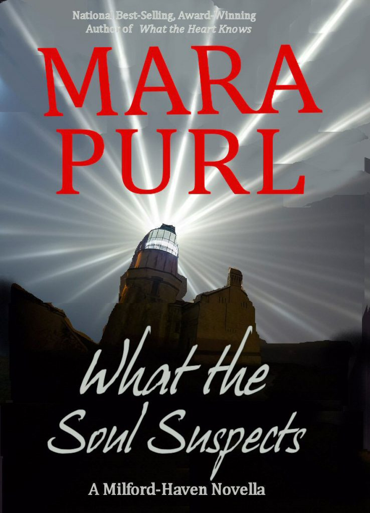 """""""What the Soul Suspects"""" by Mara Purl"""