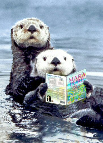 "Sea Otter Awareness Week - ""Otters"" Story Give-away!"