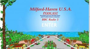 Milford-Haven Podcast Launch