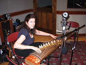 Mara Purl on koto