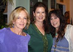 Linda Purl, Mara Purl, Lisa Harrison