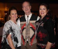 Laurie Jameson, Larry Norfleet & Mara Purl