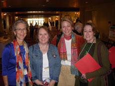 Susan Tweit, Alice Trego, Dawn Wink, Elizabeth Trupin Pulli