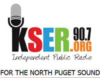 Conversations With Authors – KSER Independent Radio, North Puget Sound