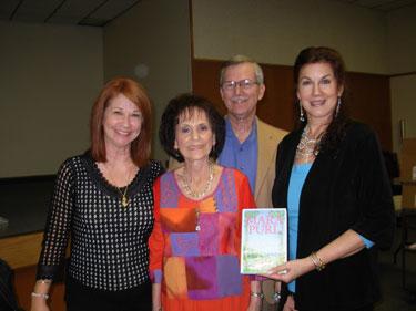 DM Collins, Jane Shiver, Rev. Jon Ierley, Mara Purl