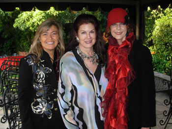 Jonatha King, Mara Purl and Marcia Reed