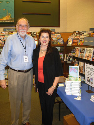 Larry Siegel and Mara Purl