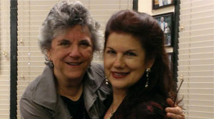 Victoria Zackheim and Mara Purl