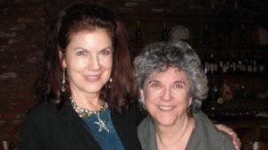 Mara Purl and Victoria Zackheim