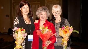 Mara Purl, Victoria Zackheim & Barbara