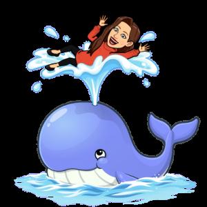 Mara Purl When Whales Watch